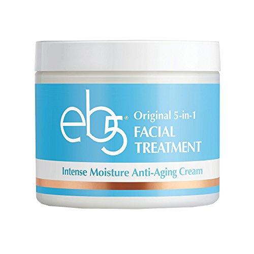 eb5 Intense Moisture Anti-Aging Face Cream | Tone & Tighten Skin with Retinol, Fade Fine Lines (4 oz)