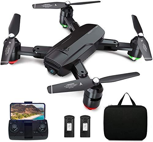 Dragon Touch Drone GPS avec Caméra,Vidéo en Direct FPV...