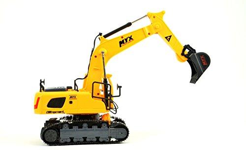 RC Auto kaufen Baufahrzeug Bild 5: RC Baufahrzeug, Bagger, 3 Kanal, Mit Akku -905-1A (ET3346)*