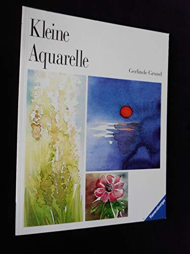 Kleine Aquarelle (Ravensburger Freizeitmaler)
