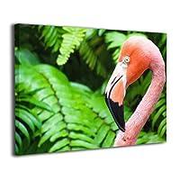 Skydoor J パネル ポスターフレーム 鳥 フラミンゴ インテリア アートフレーム 額 モダン 壁掛けポスタ アート 壁アート 壁掛け絵画 装飾画 かべ飾り 30×20