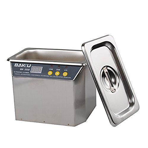 MASUNN Bk-3550 35W/50W 220V Limpiador Ultrasónico De Acero