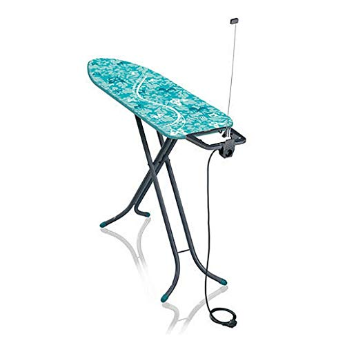 Leifheit Table à repasser Air Board M Compact Plus Lagoon