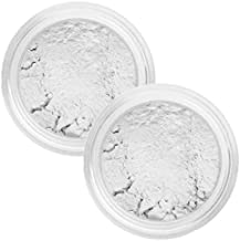2-Pack Extreme CloseUp HD Mineral Finishing Powder - Microfinish - Look airbrushed in real life - Truly all natural
