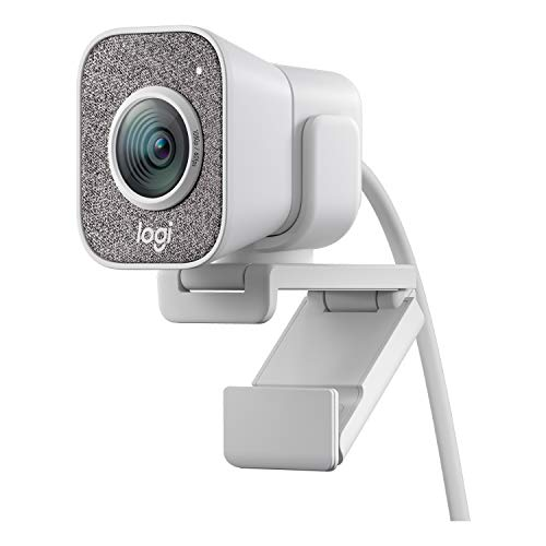 Logitech StreamCam, Live Streaming Webcam, Full 1080p HD 60fps Vertical Video, Smart auto Focus and...