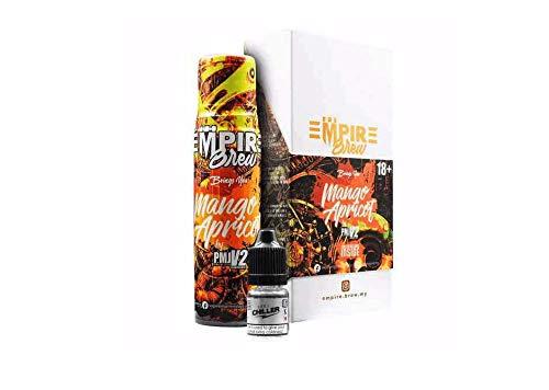 Mango Apricot DIY Liquid - Empire Brew Inhalt 100ml + 4ml Chiller Shot