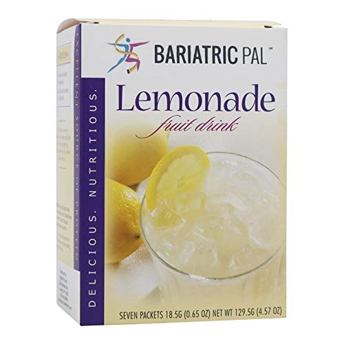 Limited time sale BariatricPal Fruit 15g Protein Drinks 1-Pack Lemonade Large-scale sale -