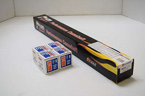 New RV Torque Cam & Lifters 204/214 Dur 420/443 Lift Chevy sb 400 350 327 305 (RV Torque Cam)