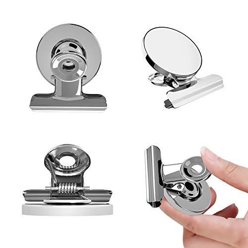 10 Pack ScratchFree Magnet ClipsFridge MagnetsMagnetic ClipsRefrigerator MagnetsWhiteboard Magnets Office MagnetsKitchen Magnets