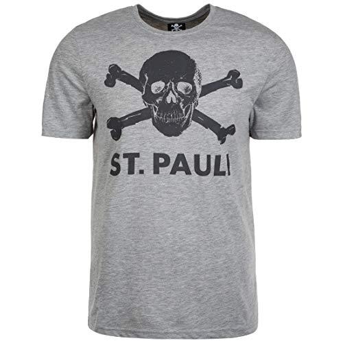 FC St. Pauli Totenkopf T-Shirt Herren 2XL