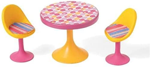 Table for Two Groovy Girls Minis Accessories by Groovy Girl