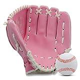 Baseball Glove for Kids Youth Adult, Softball Mitt Left Hand Glove 9.5''-12.5'', Right Hand Throw