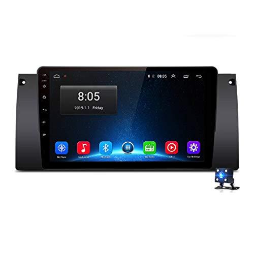 N-B Awesafe Px9 para BMW X5 E39 E53 Rádio Do Carro Reprodutor De Vídeo Multimídia Navegação GPS Nenhum 2 DIN 2din DVD Android 10