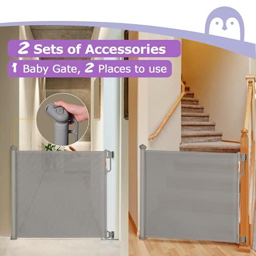 momcozy Barreras para puertas y escaleras