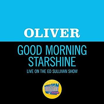 Good Morning Starshine (Live On The Ed Sullivan Show, January 4, 1970)