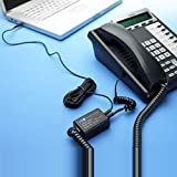 VEC Phone to PC Audio Adapter (Corded Phones) (LRX35)