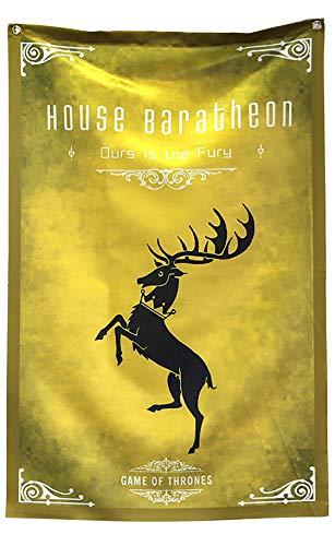 フランスベッド Game of Throne Flagge Game of Thrones komplettbox uhd Lannister t Shirt Damen