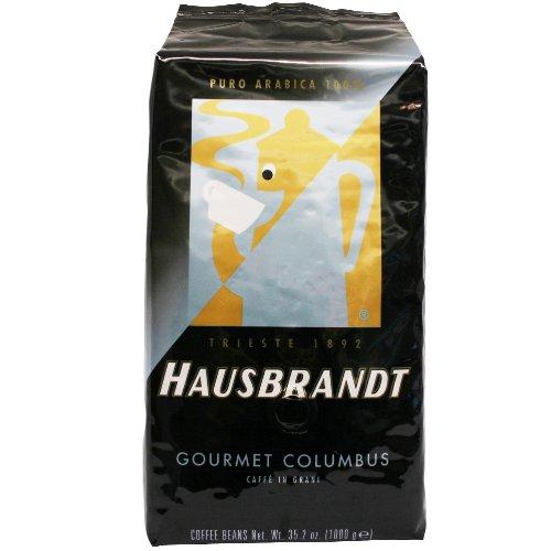 Hausbrandt Kaffee Columbus Espresso 1000g Bohne