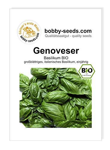 Genoveser BIO-Kräutersamen von Bobby-Seeds, Portion