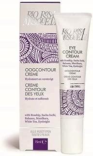 (10 PACK) - Rio Trading Rosa Mosqueta Eye Contour Cream | 15ml | 10 PACK - SUPER SAVER - SAVE MONEY