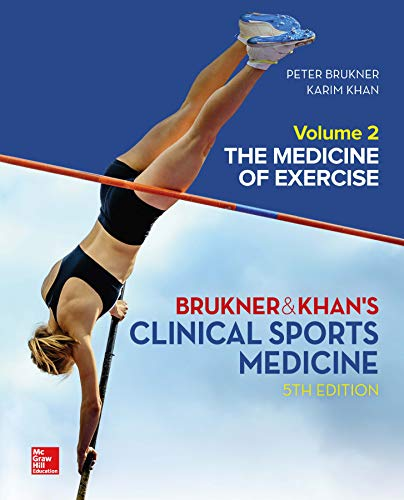 Brukner, P: CLINICAL SPORTS MEDICINE: THE MEDICINE OF EXERCI