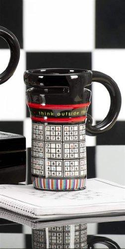 Sudoku Puzzle Travel Mug
