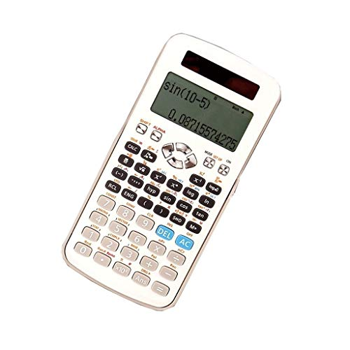Mjd rekenmachine, met Widescreen HD-display, 12-bits scientific calculator, studenten gebruiken multi-functionele zonne-energie kalkaat