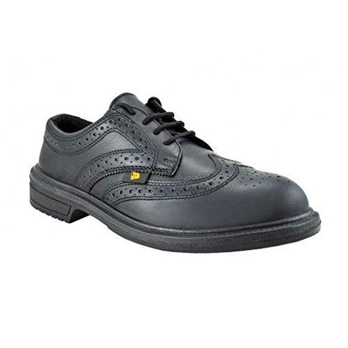 JCB Executive Safety Shoes Black