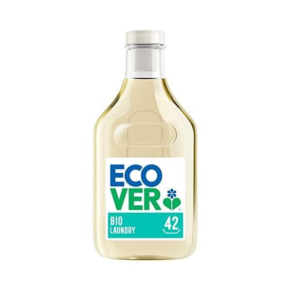 Ecover Bio Laundry Detergent, Honeysuckle & Jasmine, 42 Washes