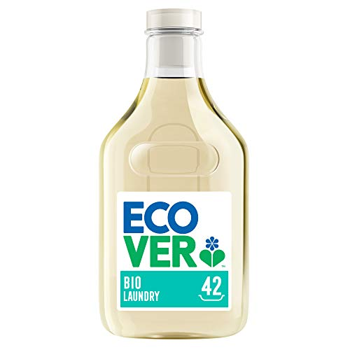 Ecover Bio Laundry Detergent, Honeysuckle & Jasmine, 42 Washes