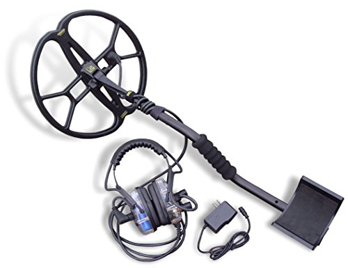 Why Choose DetectorPro Headhunter Underwater Metal Detector with 12 Inch 2D Search Coil