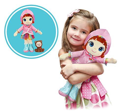 Silverlit- Rainbow 89038 - Muñeca de Ruby con Figura de Chocolate (30 cm), Color Rosa