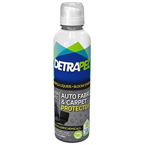 DetraPel Auto Fabric & Carpet Protector - 6.8 oz. (200ml) - As Seen on Shark Tank