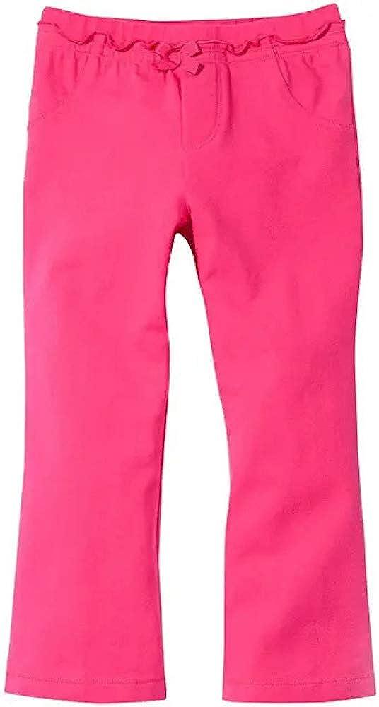 Carter's Little Girls' Yoga Active Pants (5T, Pink)