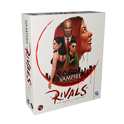 Renegade Game Studios Vampire The Masquerade Rivals Expandable Card Game