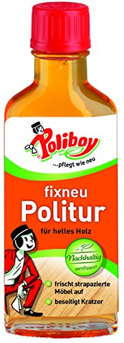 Poliboy Contre Les Rayures Bois Clair 100 ml
