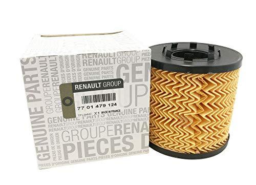 Renault Originele Onderdelen - 2.2/2.5dCi Motorolie Filter, 7701479124