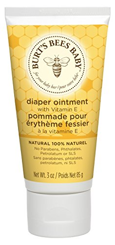 Burt's Bees Baby 100% Natural Diaper Ointment, Baby Nappy...