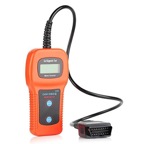Xtool Universal U480 CAN-BUS OBDII Car Diagnostic Scanner, OBD2 CAN...