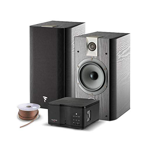 Lowest Prices! Focal My Focal System with Focal 706 Bookshelf Speakers and Micromega MyAmp Amplifier