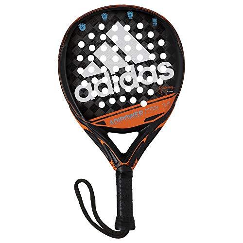 adidas Adipower Ctrl 3.0 Raqueta, Adultos Unisex, Orange (Naranja), Talla Única
