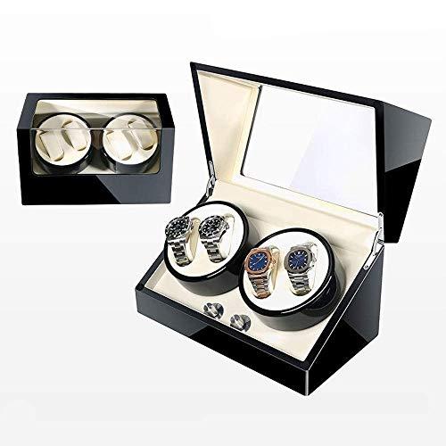 HYCy Uhr Shaker Mechanical Watch Turn Meter Uhrenbox Wickler Shake Tisch Aufbewahrungsbox Mode