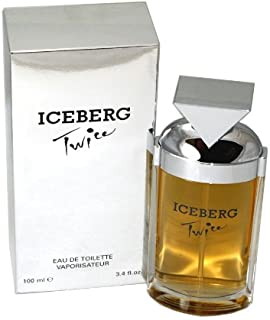 Iceberg Twice for Women 100 Ml Eau De Toilette Spray, 3.4 Ounce