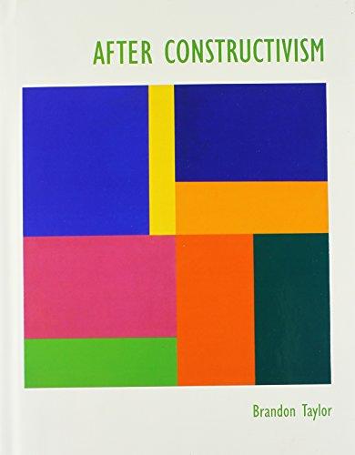 Taylor, B: After Constructivism