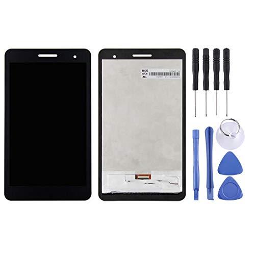 Spare Ersatz-Ersatzteile LCD-Bildschirm und Digitizer-Komplettbaugruppe für Huawei MediaPad T2 7.0 LTE/BGO-DL09