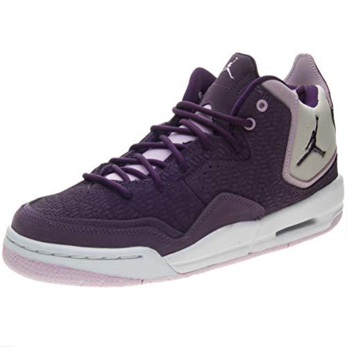 Nike Damen Jordan Courtside 23 (gs) Fitnessschuhe, Mehrfarbig (Pro Purple/Night Purple/Desert Sand 500), 40 EU