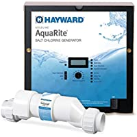 Hayward W3AQR15 AquaRite Electronic Salt Chlorination System for In-Ground Pool (40,000-Gallon Cell)