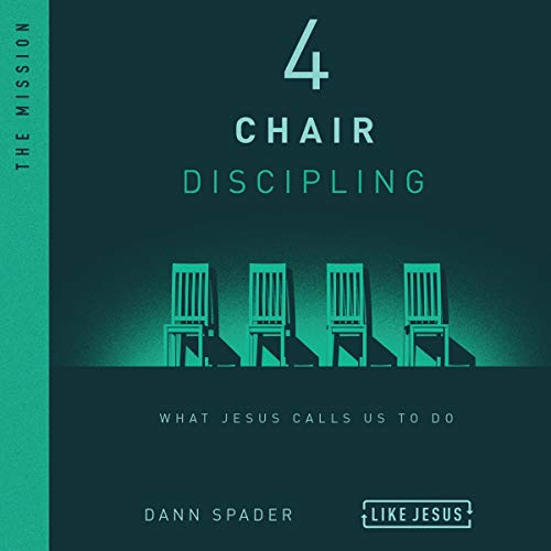 4 Chair Discipling cover art