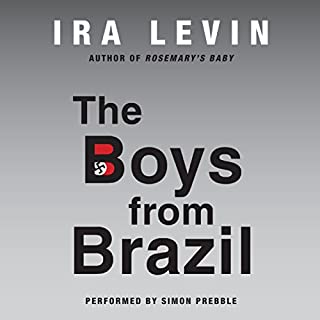 The Boys from Brazil cover art
