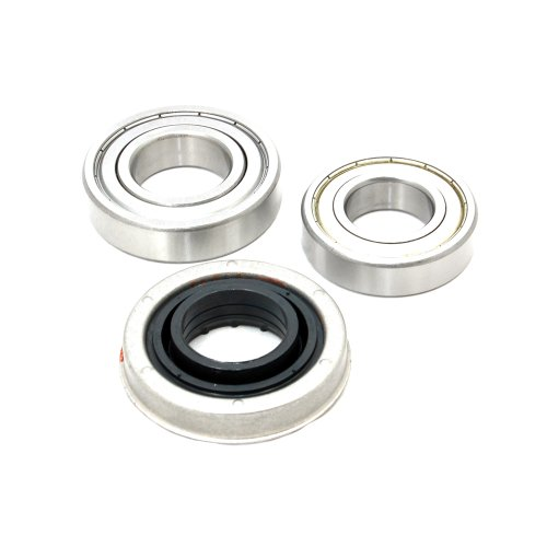 Genuine INDESIT Waschmaschine 35MM Trommellagers & SEAL KIT C00202418